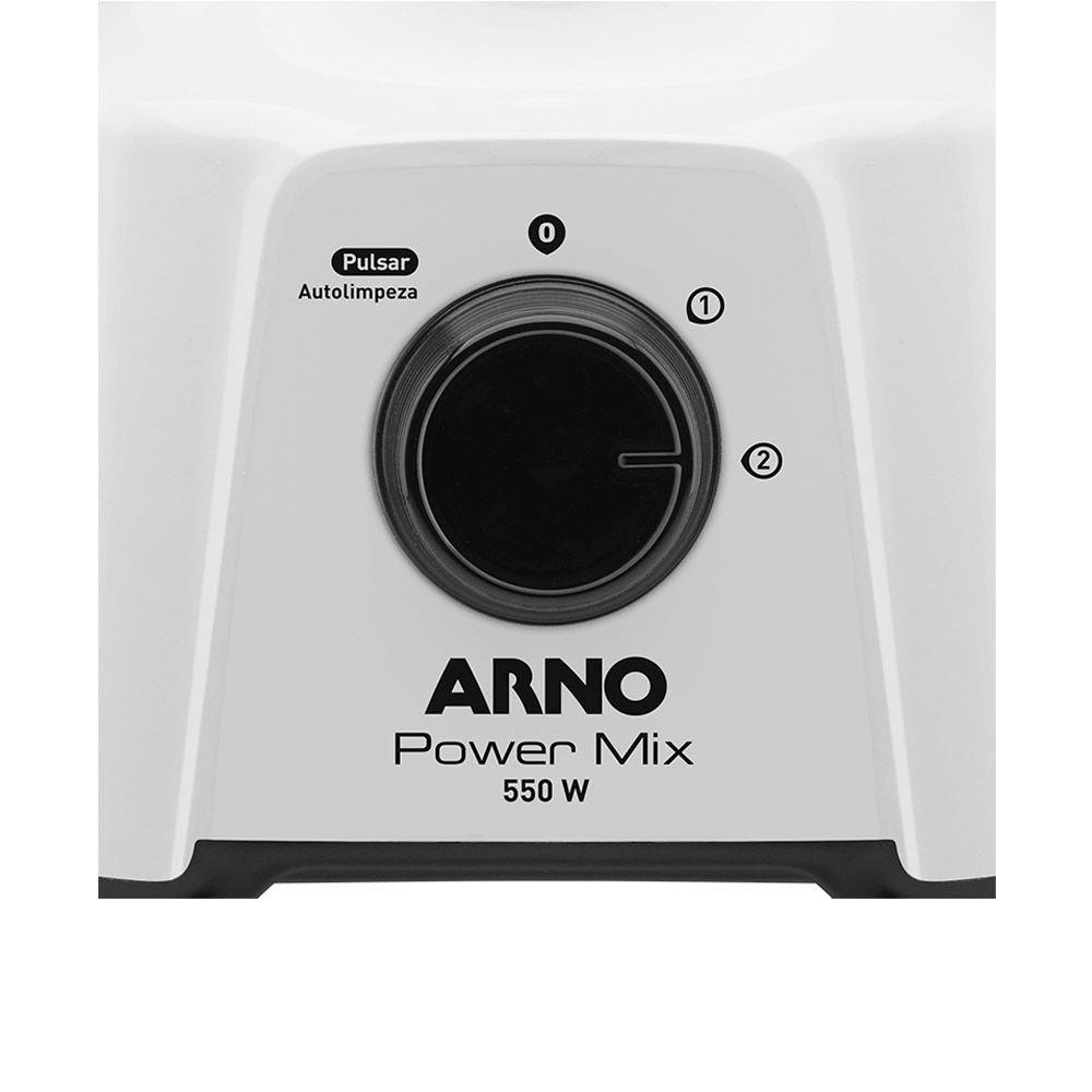 LIQUIDIFICADOR ARNO LQ12 550W 2V POWER MIX BR