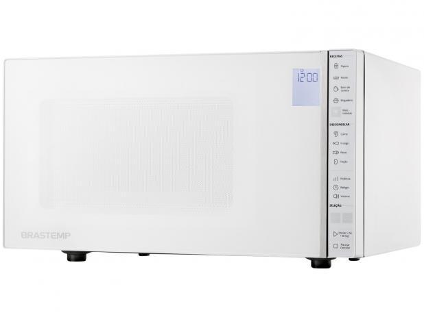 Micro-ondas Brastemp 32L BMS45 CBANA - Branco