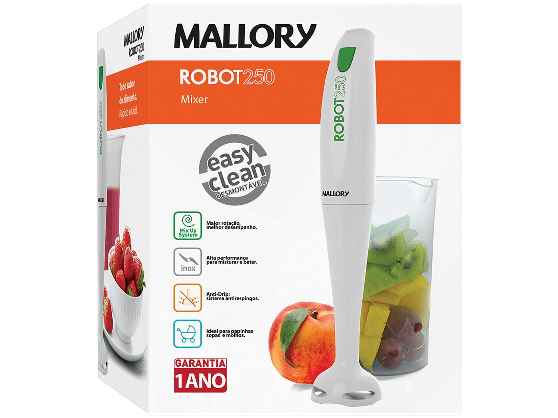 Mixer Mallory Robot 250