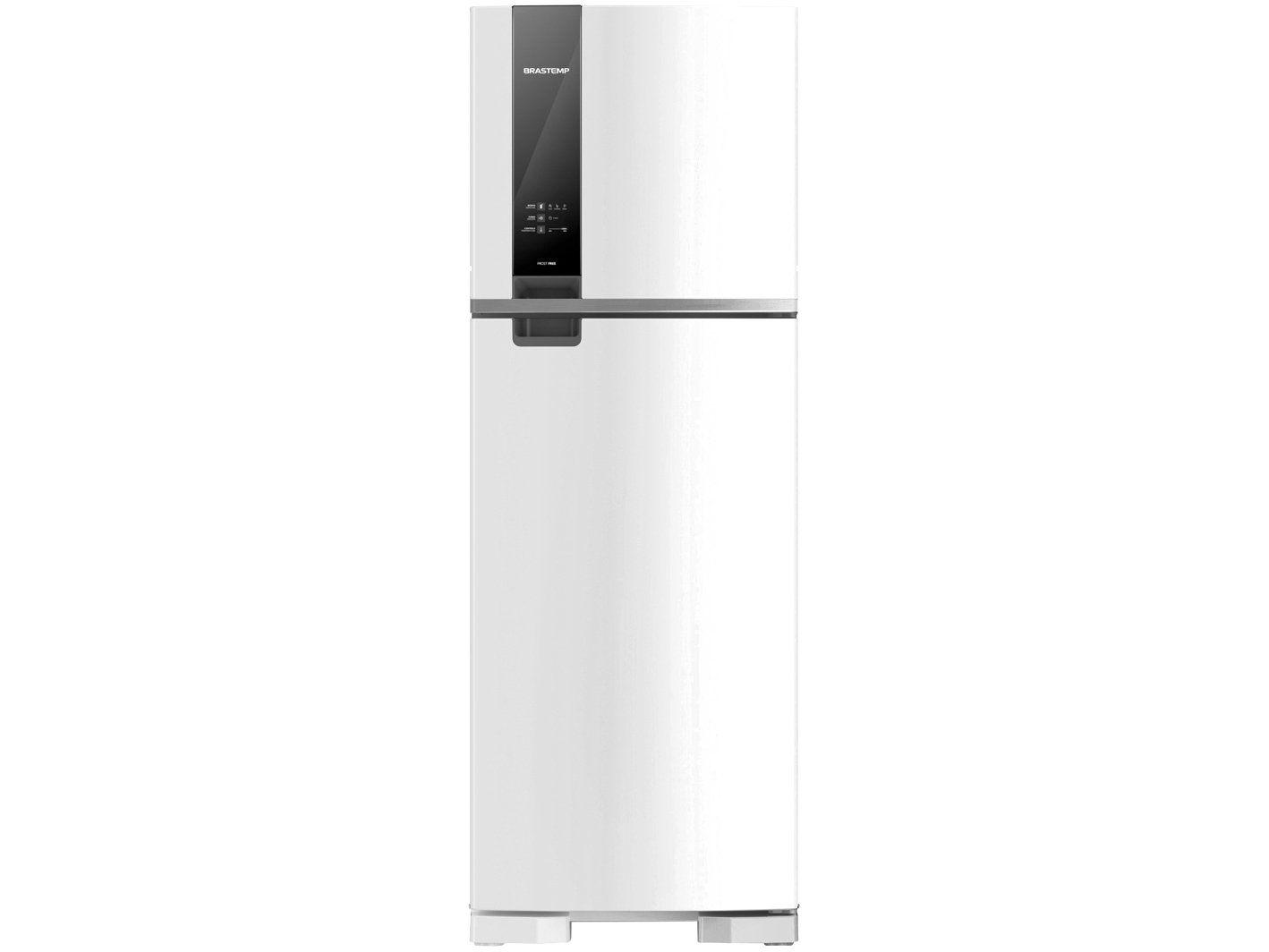 Refrigerador Brastemp 375 Litros BRM45 2 Portas  Branco