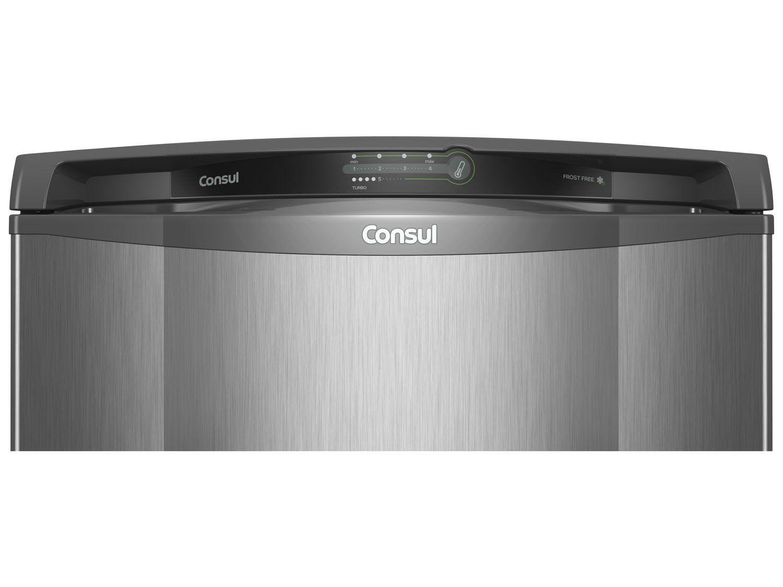 Refrigerador Consul Frost Free Facilite CRB39AK 1 Porta Evox – 342 litros