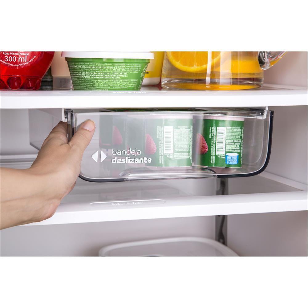 Refrigerador Consul 386 Litros CRM43 2 Portas Inox