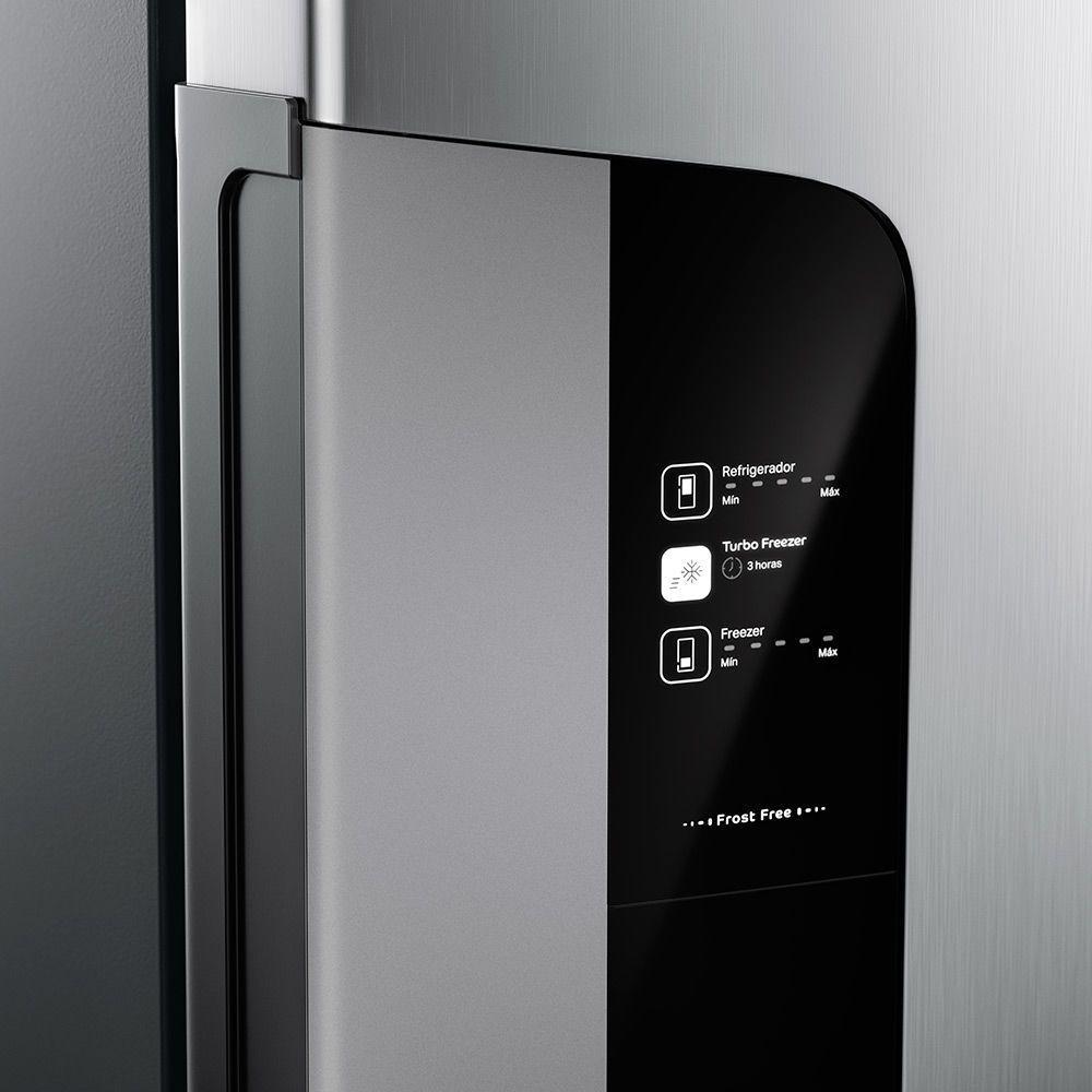Refrigerador Consul 397 Litros CRE44 2 Portas Inox
