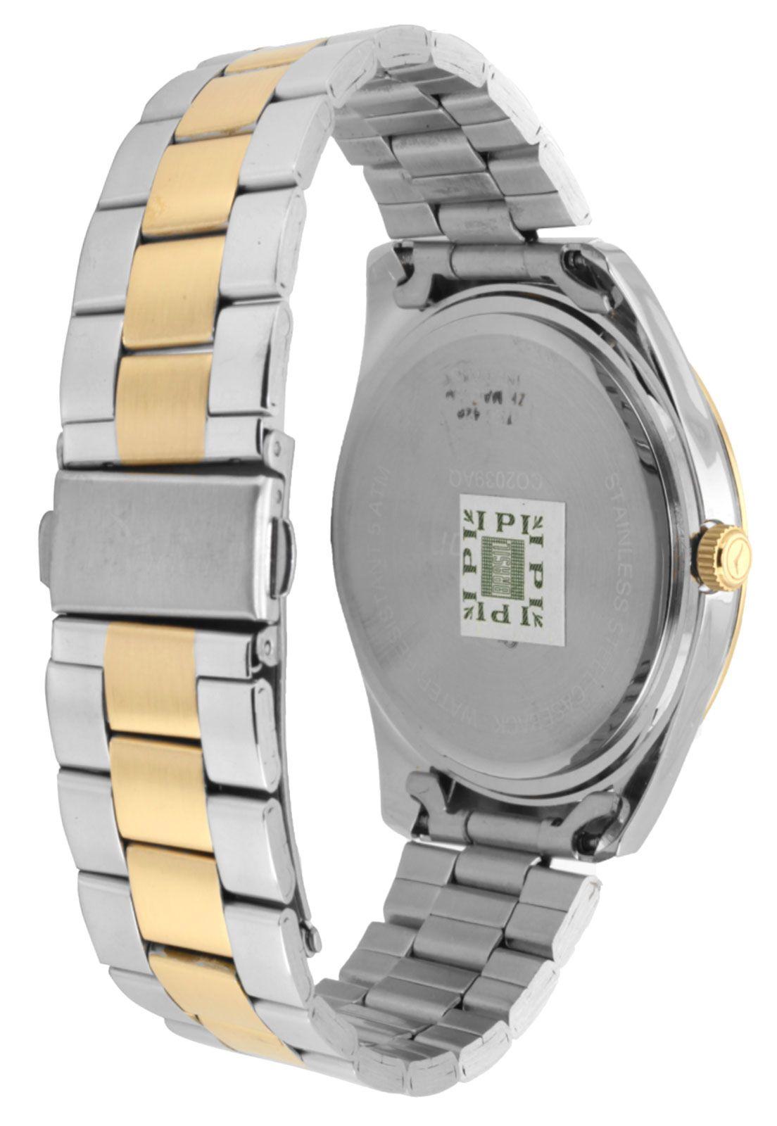 Relógio Condor C02039AQ/5C Aço Pulseira Dourado