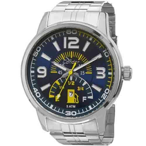 Relógio Condor C02115VE/3A Metálico Pulseira Metálico