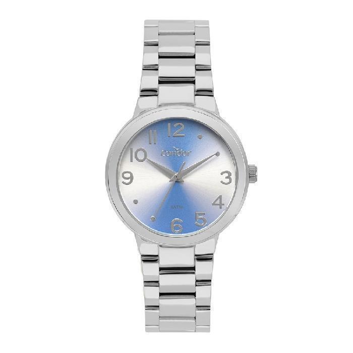 Relógio Condor Feminino Fashion Prata Co2035kxq/K3a