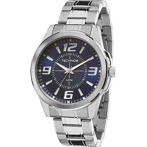 Relógio Technos 2035MCY/1A Aço Pulseira Aço