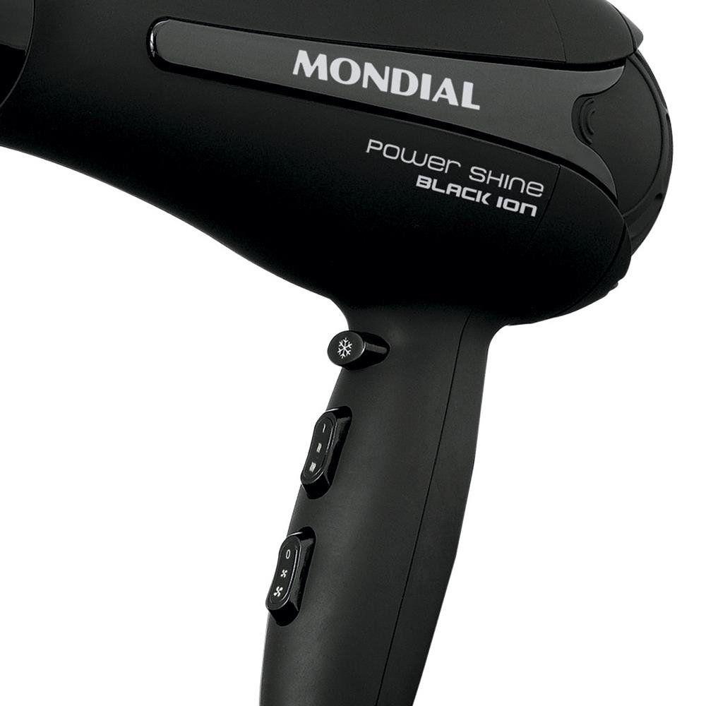 SECADOR MONDIAL SC-13 POWER SHINE BLACK