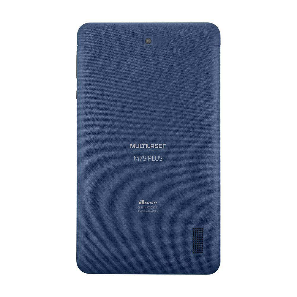 "Tablet Multilaser 7"" NB274 M7S QC Dark Blue"
