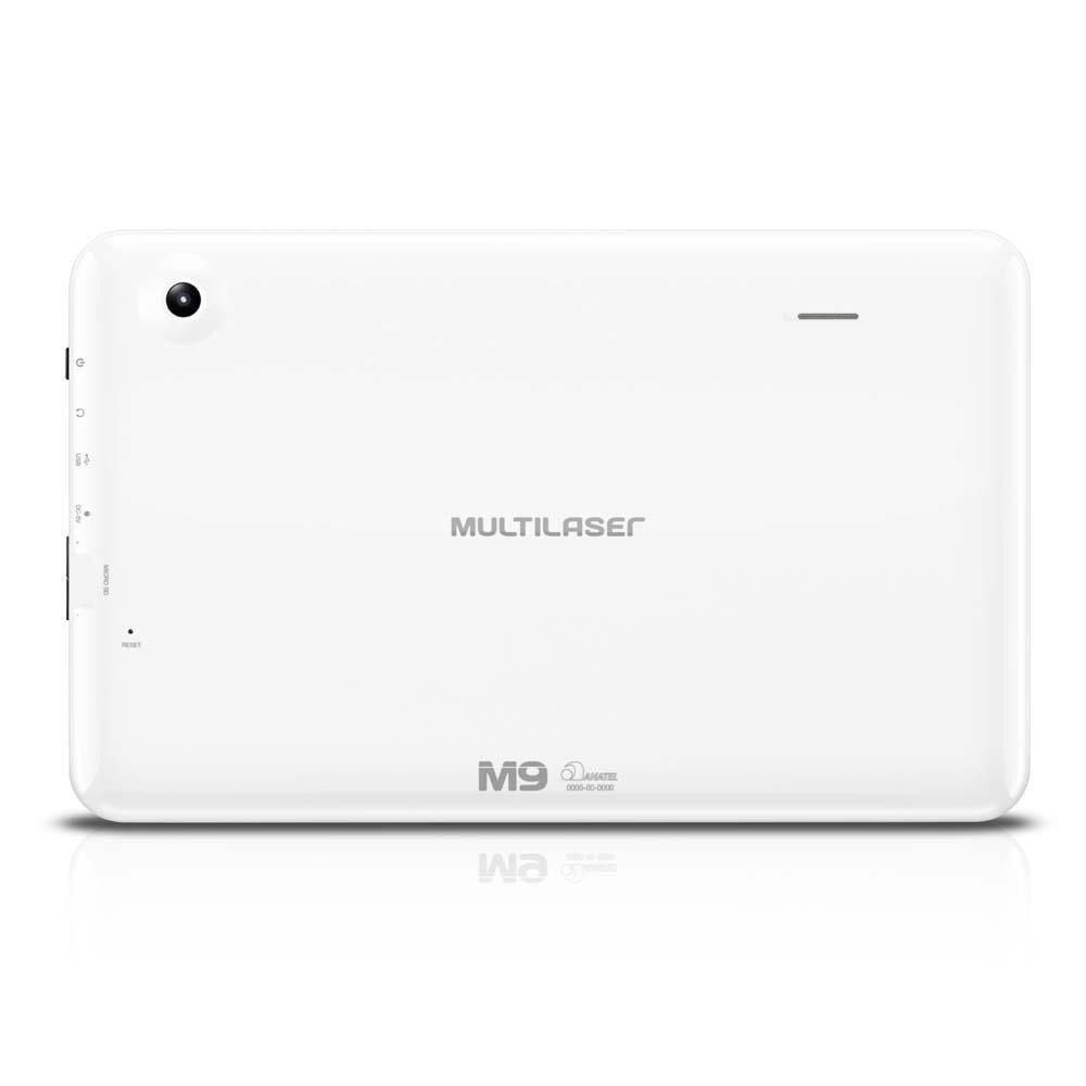 """TABLET MULTILASER 9"""" NB175 M9 QC BCO"""