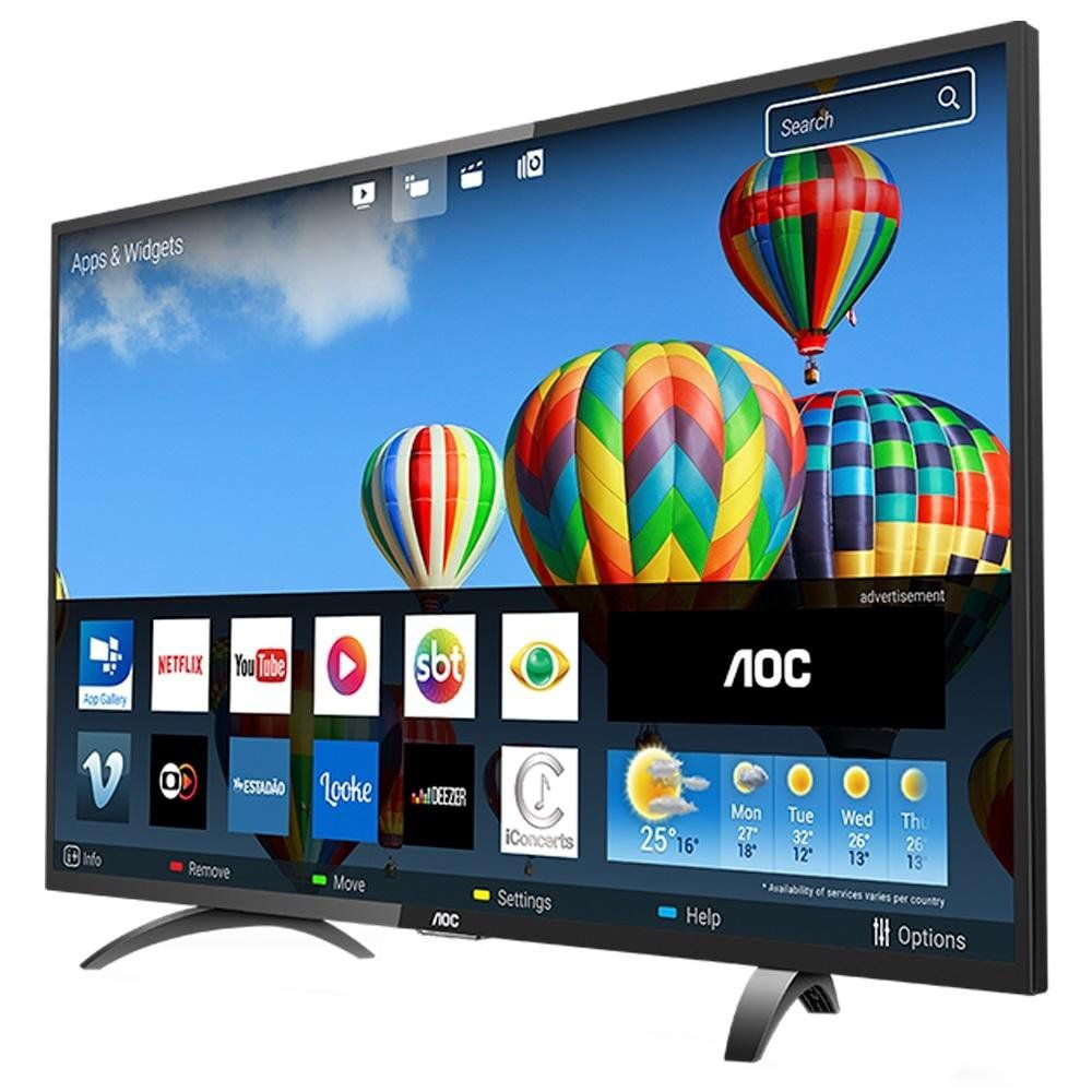 "Tv Aoc  43"" Led LE43S5970S Smart"