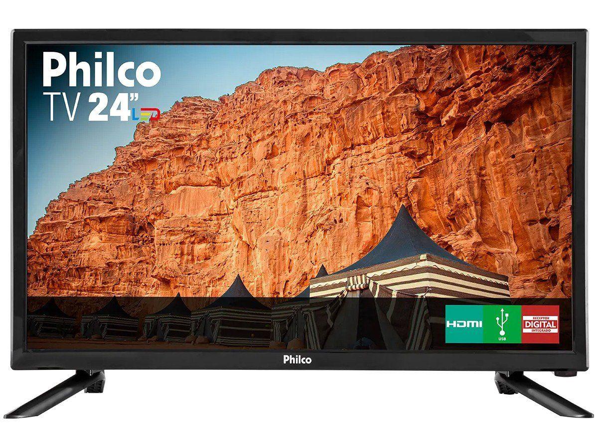 "TV PHILCO 24"" PH24N91D LED"