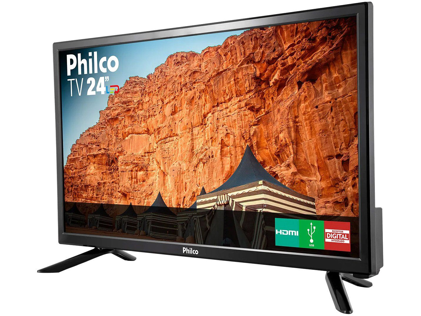 "TV PHILCO 24"" PH24N91D LED"