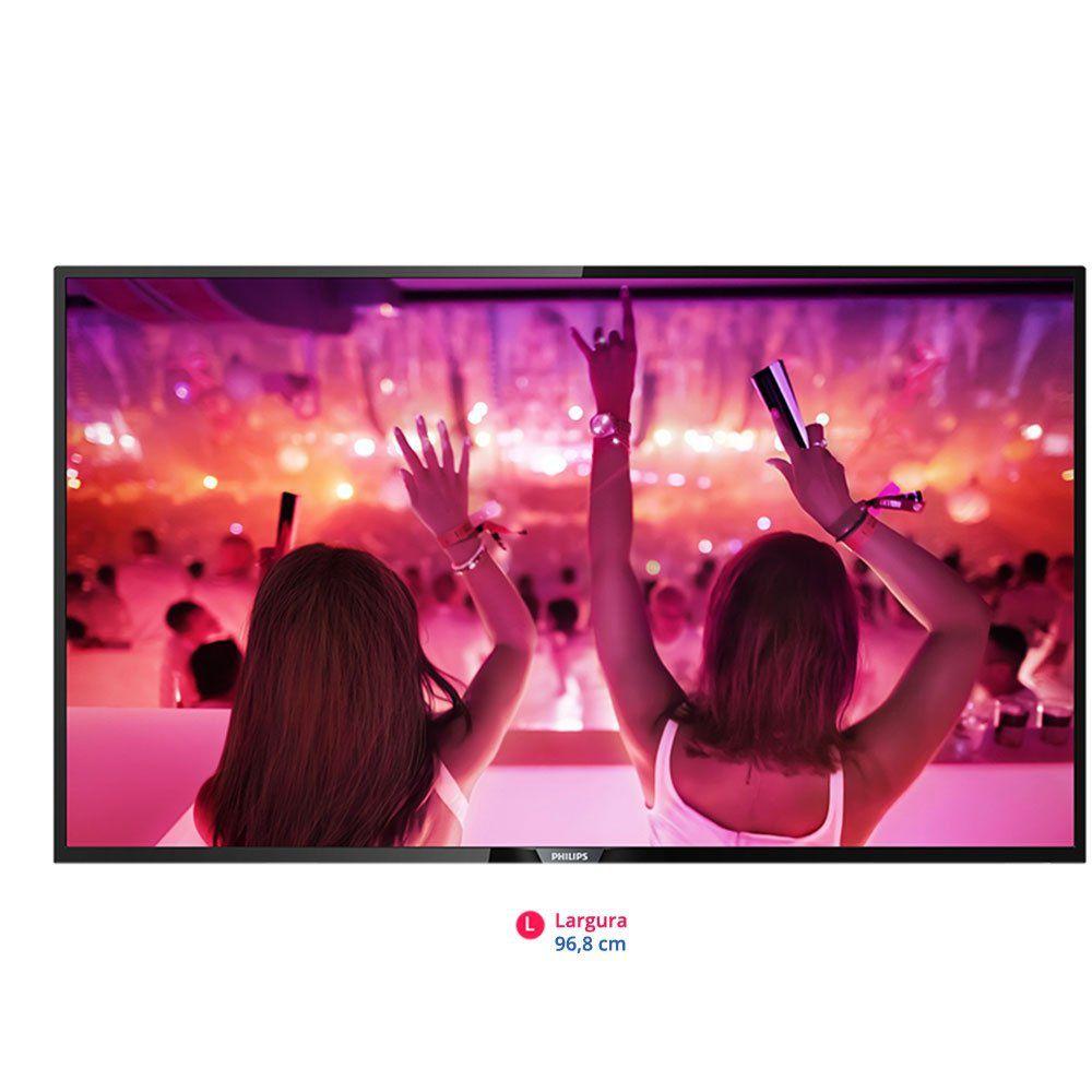 "TV PHILIPS 43"" LED 43PFG5102/78 SMART"