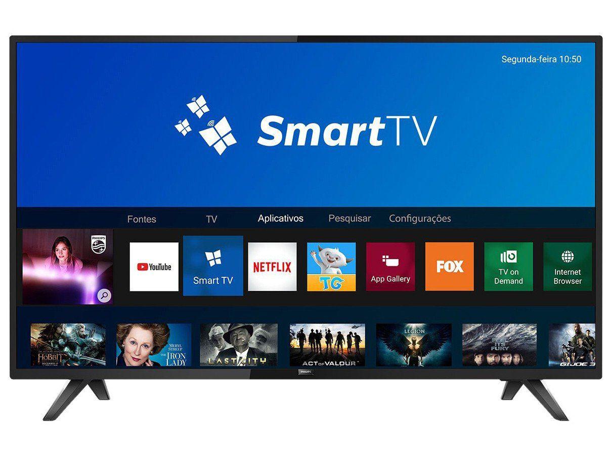 "Tv Philips 43"" Led 43PFG5813/78 Smart"