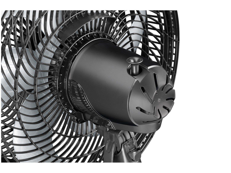 Ventilador Arno Silencie Force VFM2-6P 2 em 1 40cm Preto