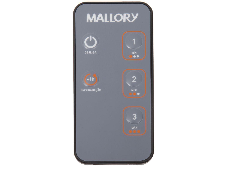 Ventilador de Coluna Mallory Air Timer TS+ - 40cm 3 Velocidades Controle Remoto