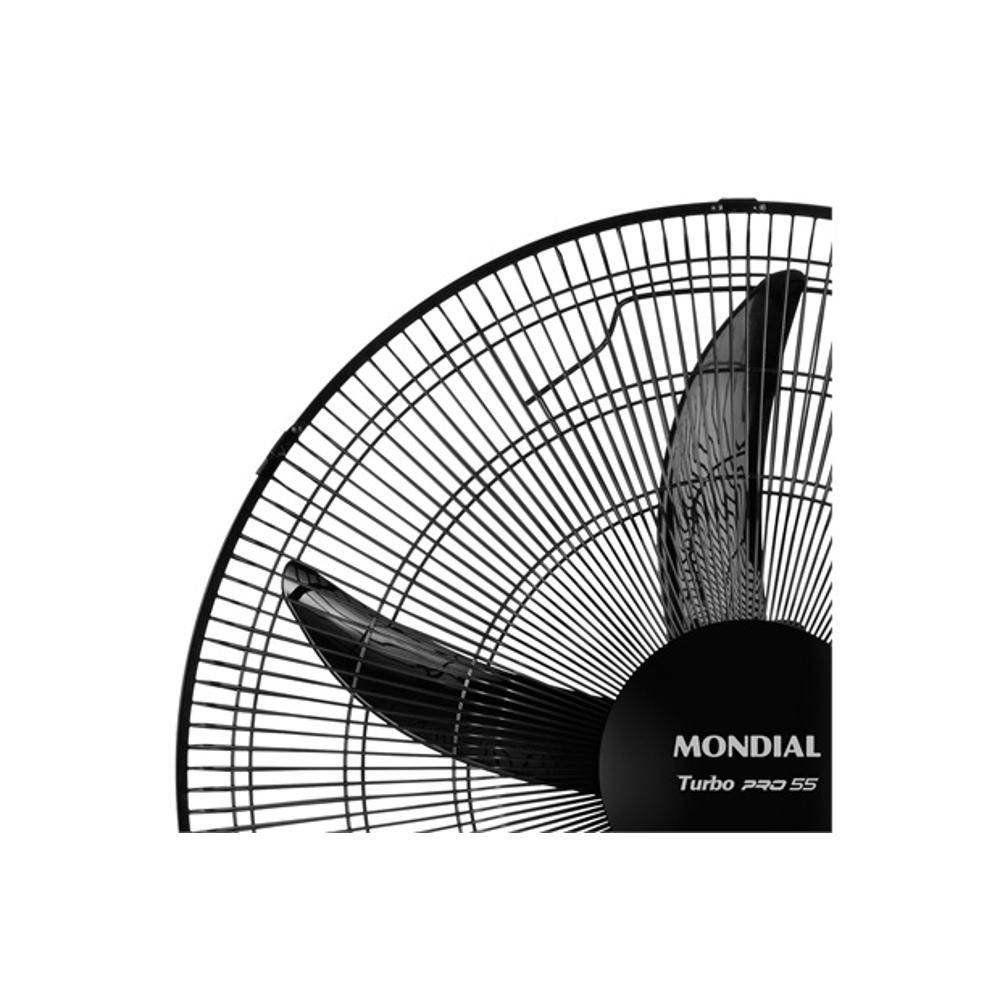 VENTILADOR MONDIAL VM-PRO-55 50CM MESA BIV