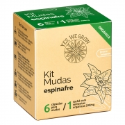 Kit Mudas | Espinafre de Viroflay