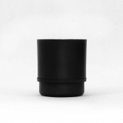 Vaso Autoirrigável Colors Preto