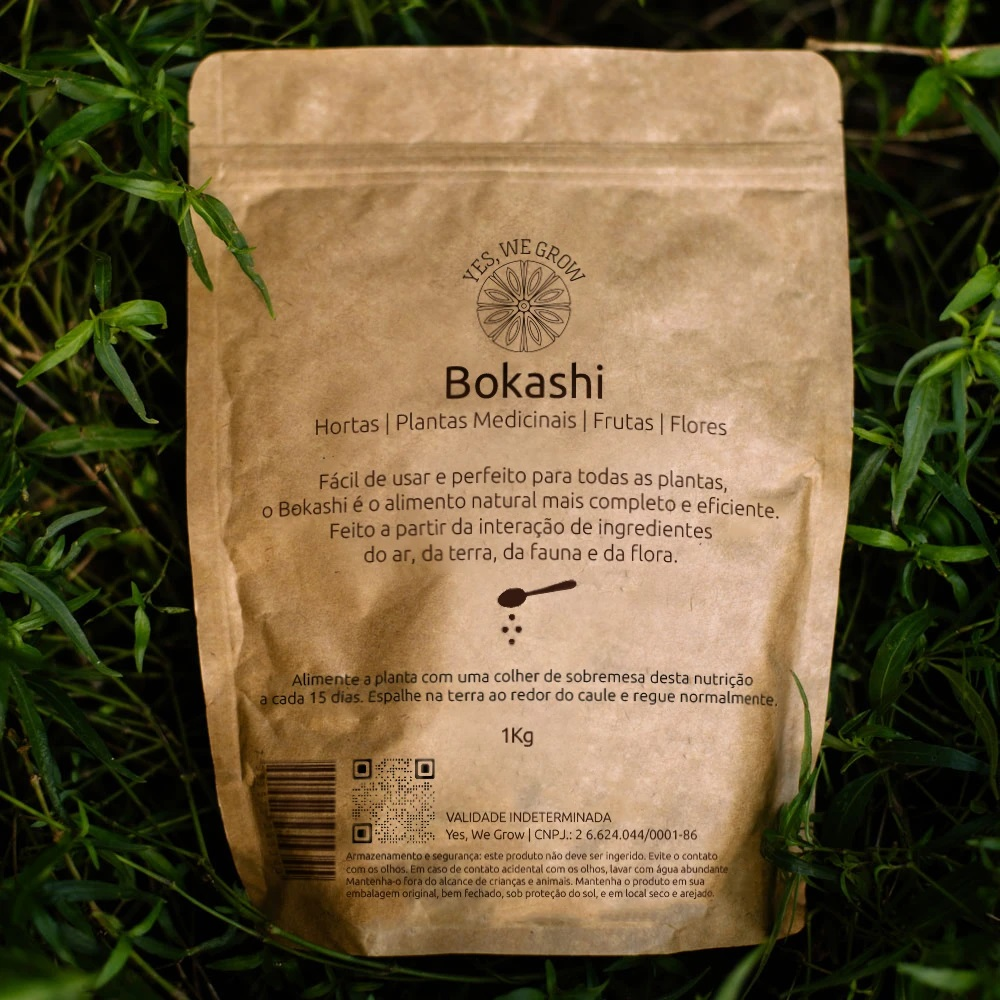 Bokashi 1 Quilo