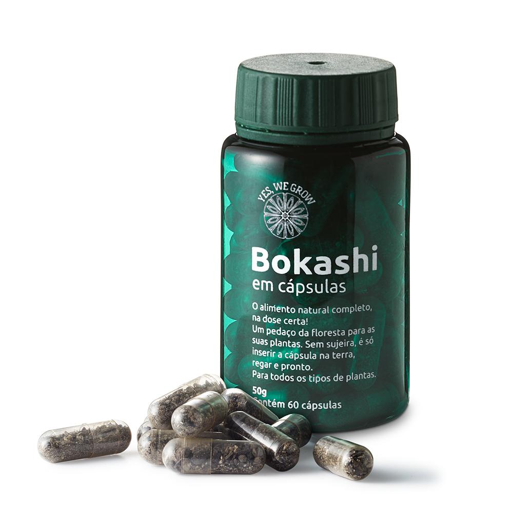 Bokashi em Cápsula