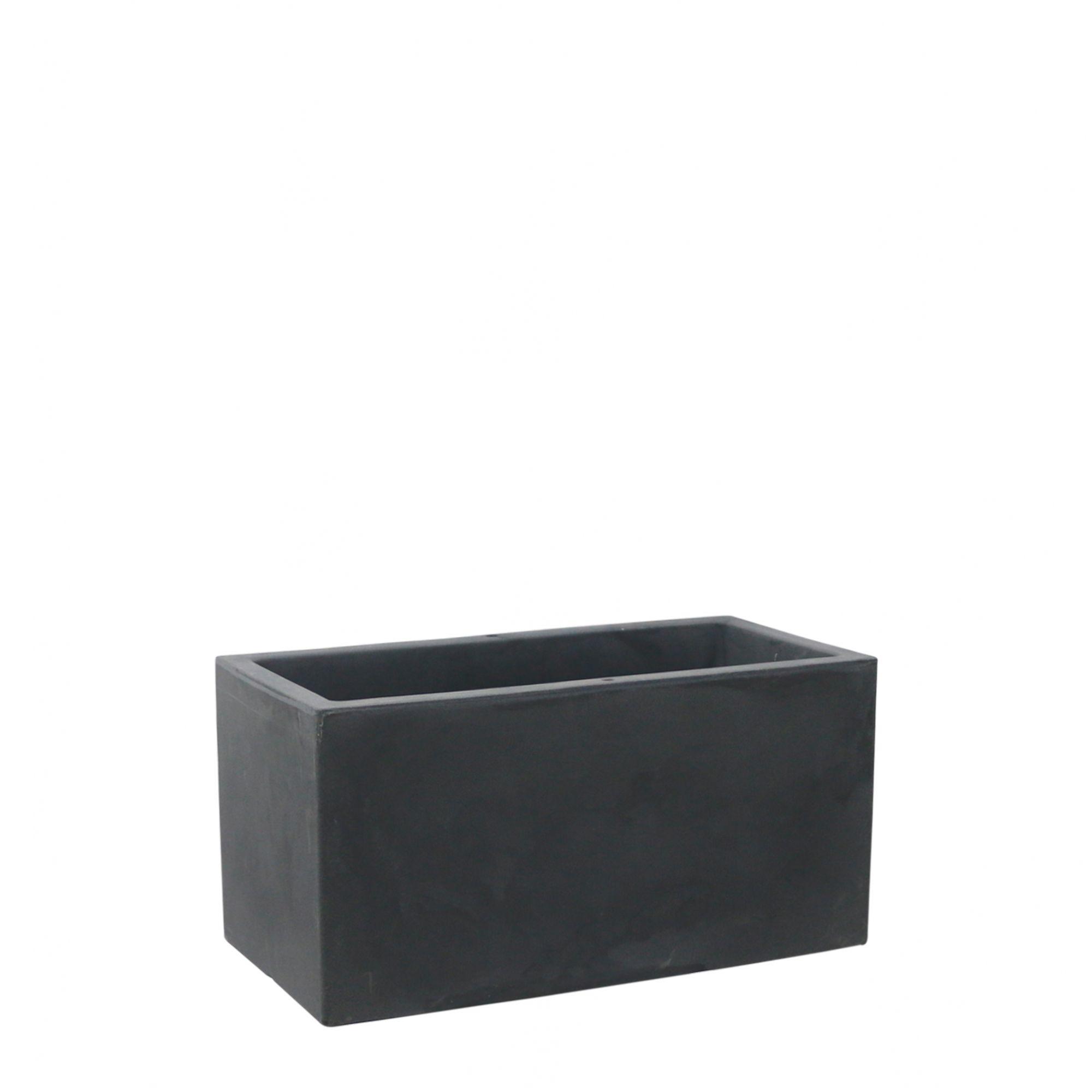 Jardineira Cubo 80 x 40 cm - VASART