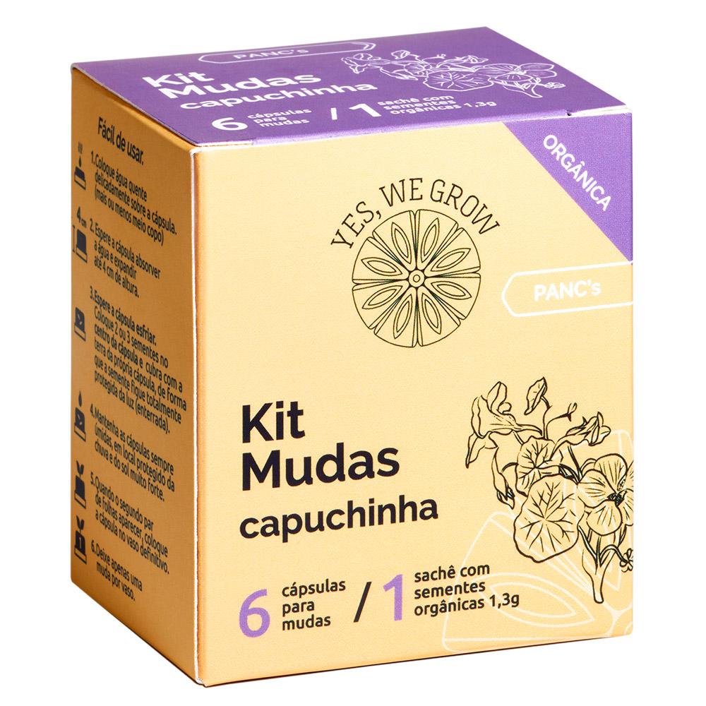 Kit Mudas | Capuchinha