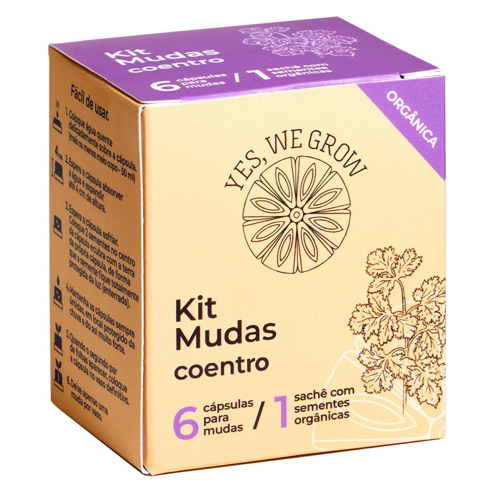 Kit Mudas   Coentro