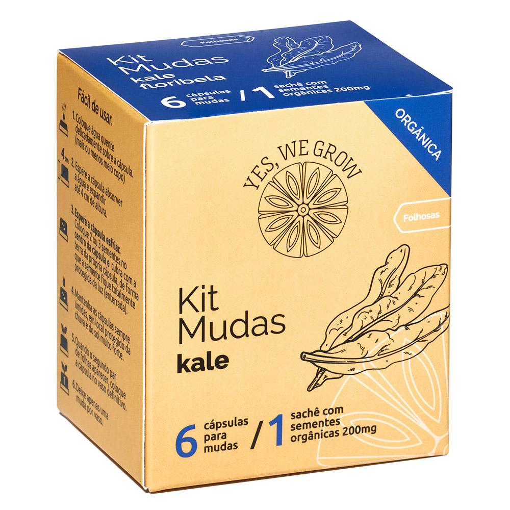 Kit Mudas | Kale Floribela