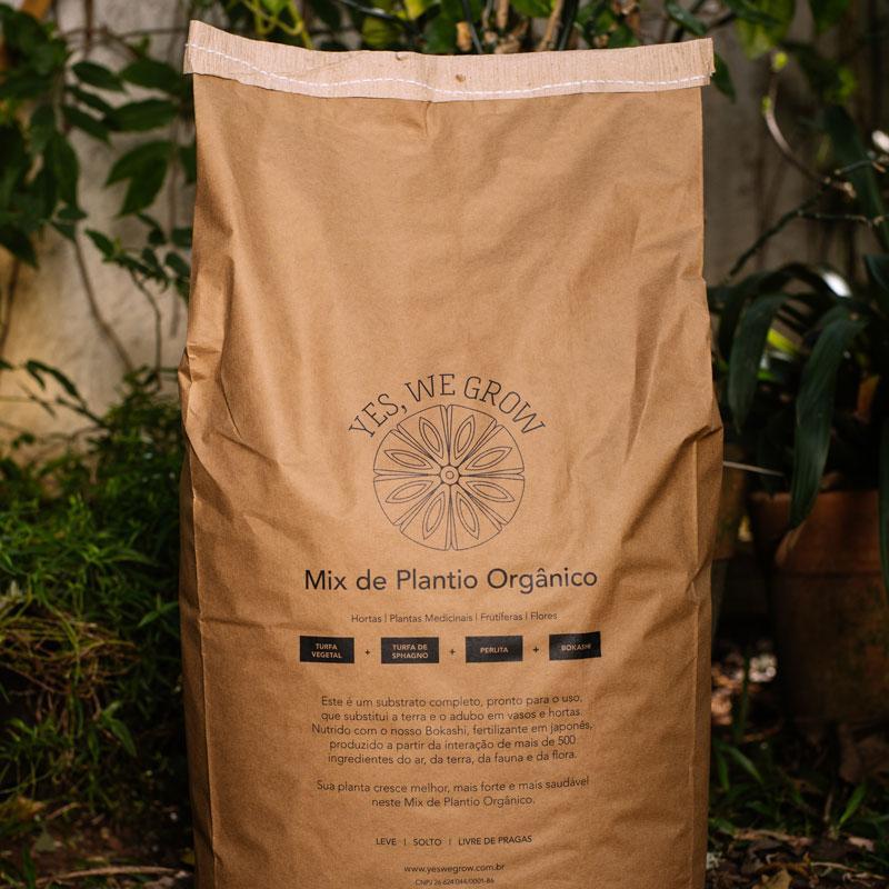 Mix de Plantio 25L
