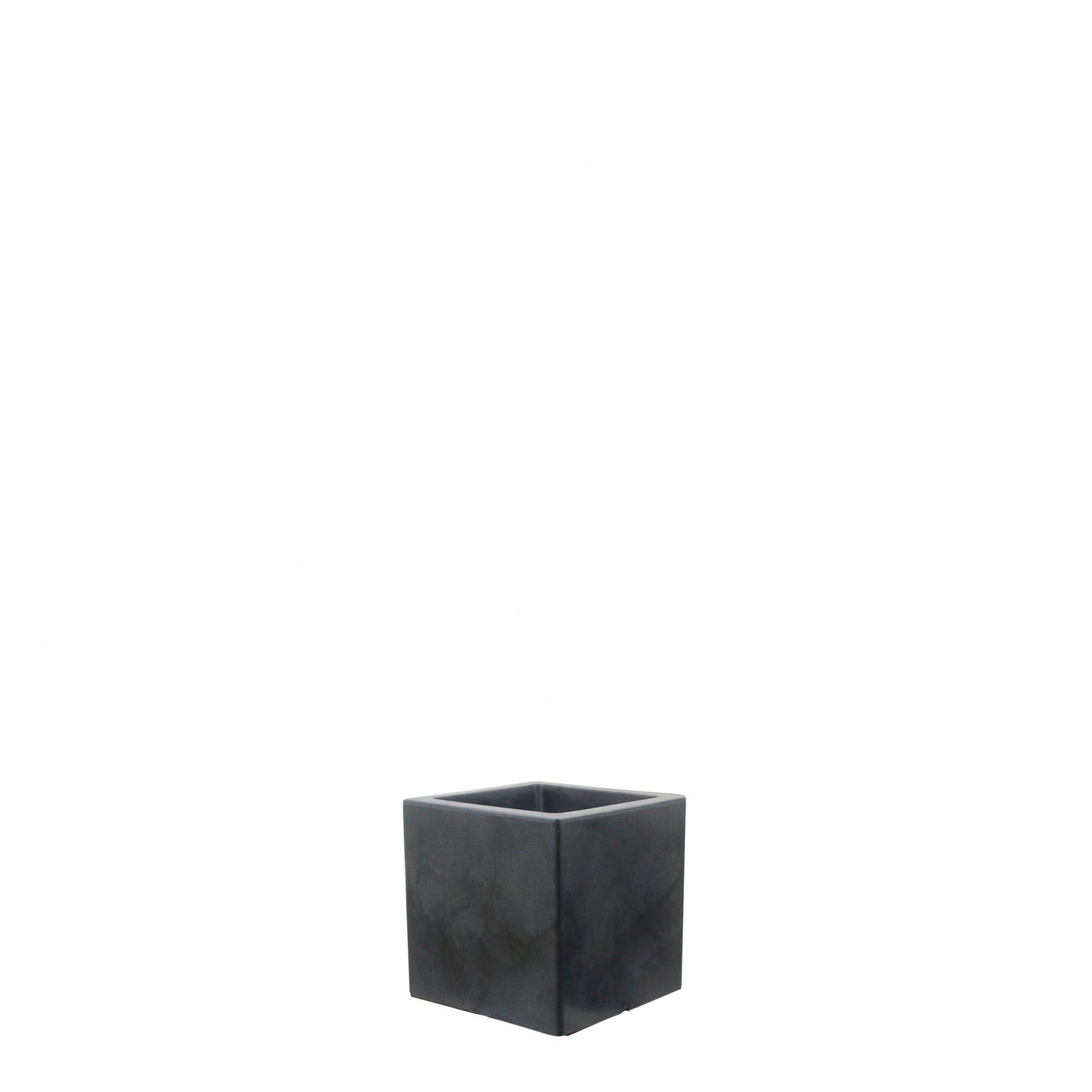 Vaso Cubo 40 x 40 cm - VASART