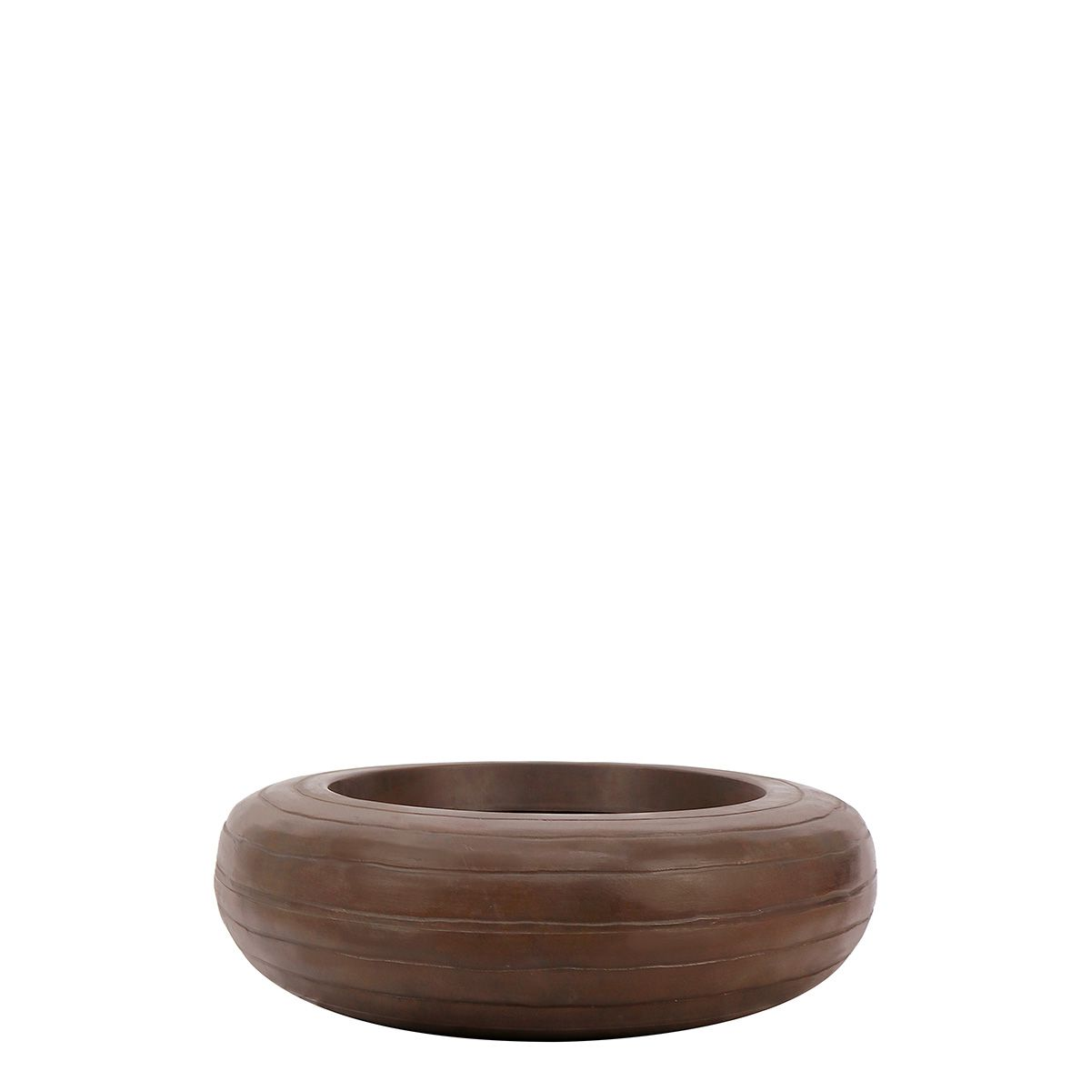 Vaso Relevo Bowl 35 / 55 x 16 cm - VASART