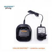 BASE + FONTE PARA BAOFENG UV-82 / UV-82C / UV-82 8W / UV-8210W
