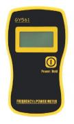 MEDIDOR DIGITAL DE POTÊNCIA E FREQUÊNCIAS 1Mhz a 2.4Ghz - GY561