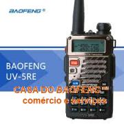UV-5RE - RÀDIO DUAL BAND BAOFENG 5W