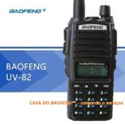 UV-82/10W - RÁDIO DUAL BAND BAOFENG 10W