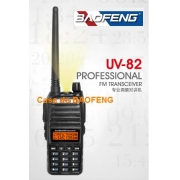 UV-82/5W - RÁDIO DUAL BAND BAOFENG   ( CAIXA COM 50 APARELHOS )