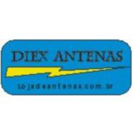 ANETNA DIPOLO RÍGIDA 1/2 ONDA PX 11m ou PY 10m - Original Diex