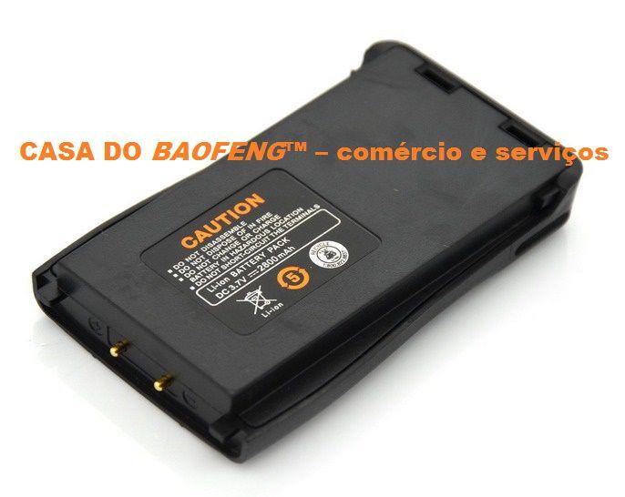 BATERIA PARA BAOFENG BF-666S / BF-777S / BF-888S