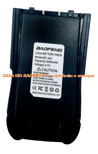 BATERIA PARA BAOFENG BF-A5+