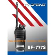 BF-777S - RÁDIO UHF BAOFENG 2.5W ( EMBALAGEM COM 1 RÁDIO )