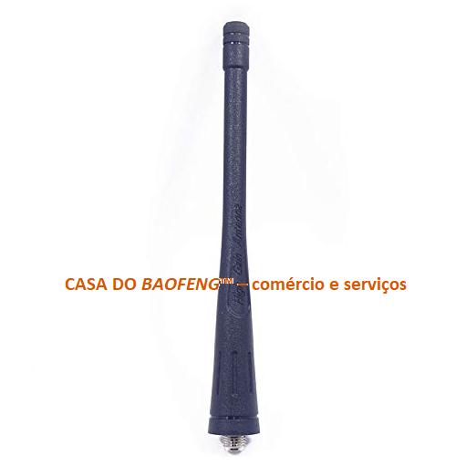ANTENA ORIGINAL PARA RÁDIOS BAOFENG BF-A5 e BF-A5+
