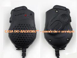 MICROFONE COM ALTO-FALANTE PARA UV-82