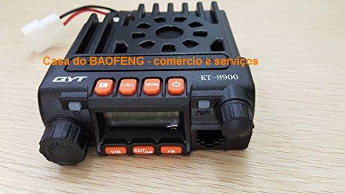 QYT KT-8900 - RÁDIO MÓVEL VHF / SEMINOVO
