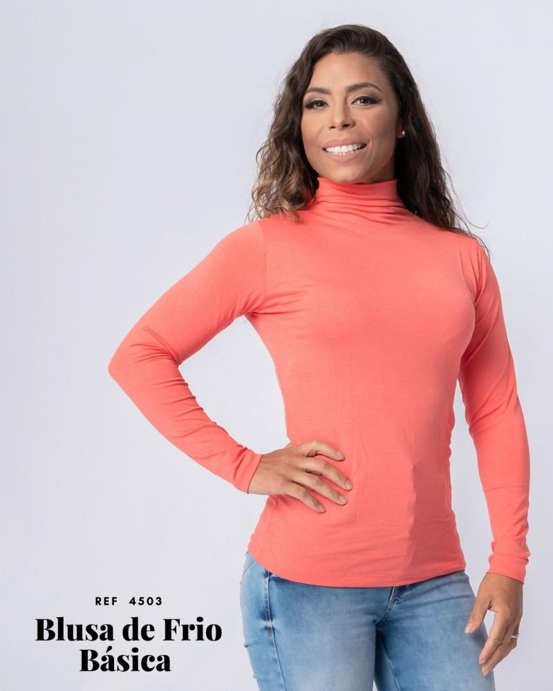 Blusa de Frio Básica (4503)