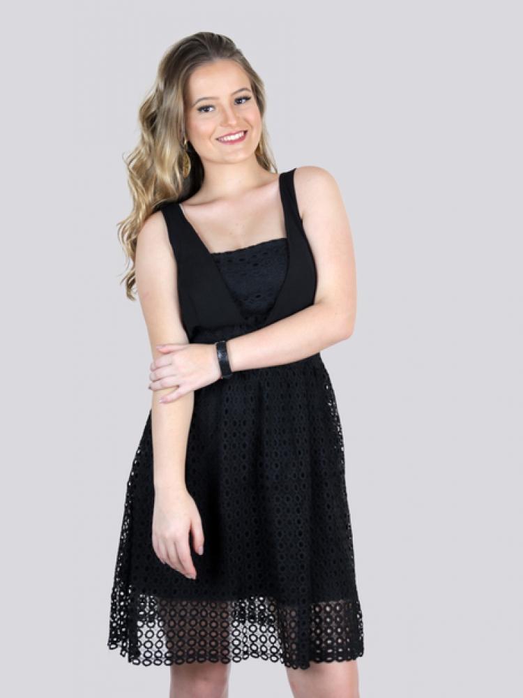 Vestido Renda (28640)