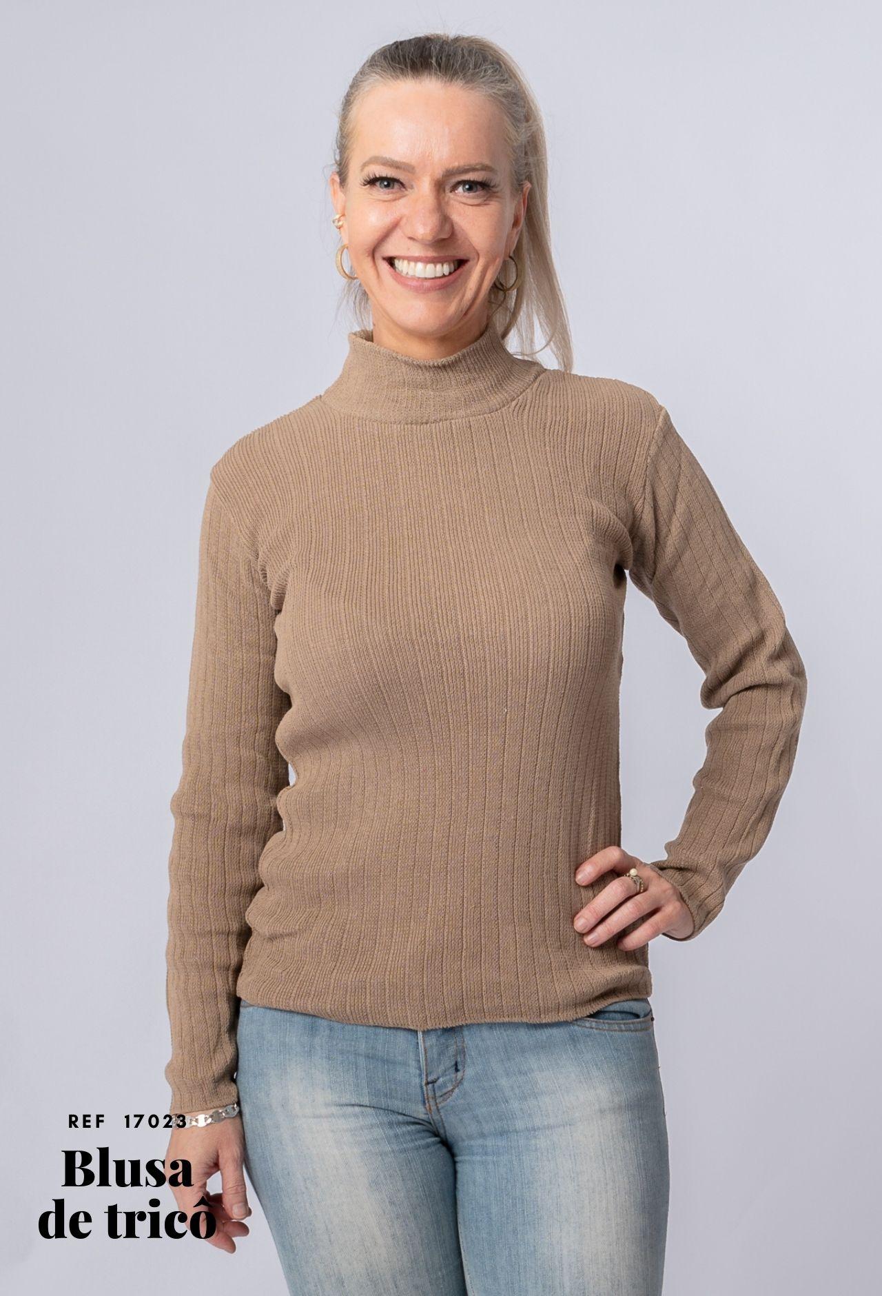 Blusa Trico