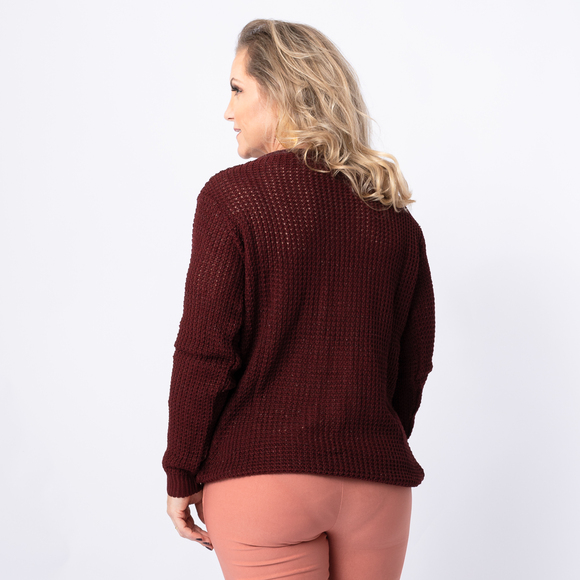 Blusa Trico Fang Lisa
