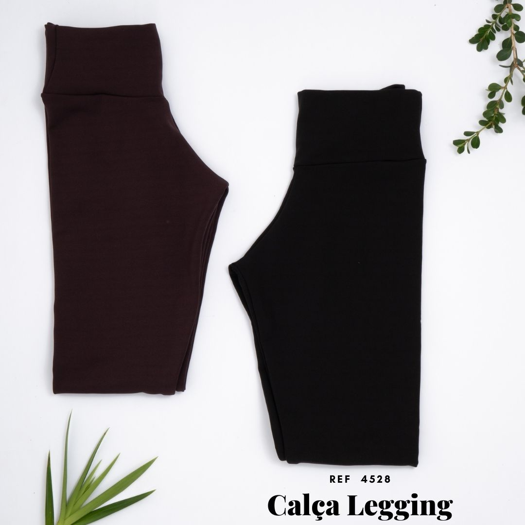 Calça Legging Suplex Longa